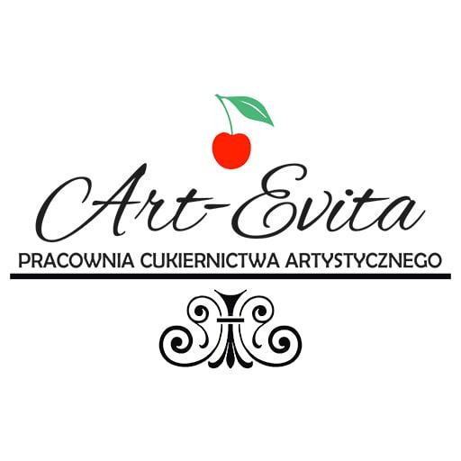 art-evita torty logo
