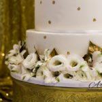 candy bar białystok złoty - tort weselny