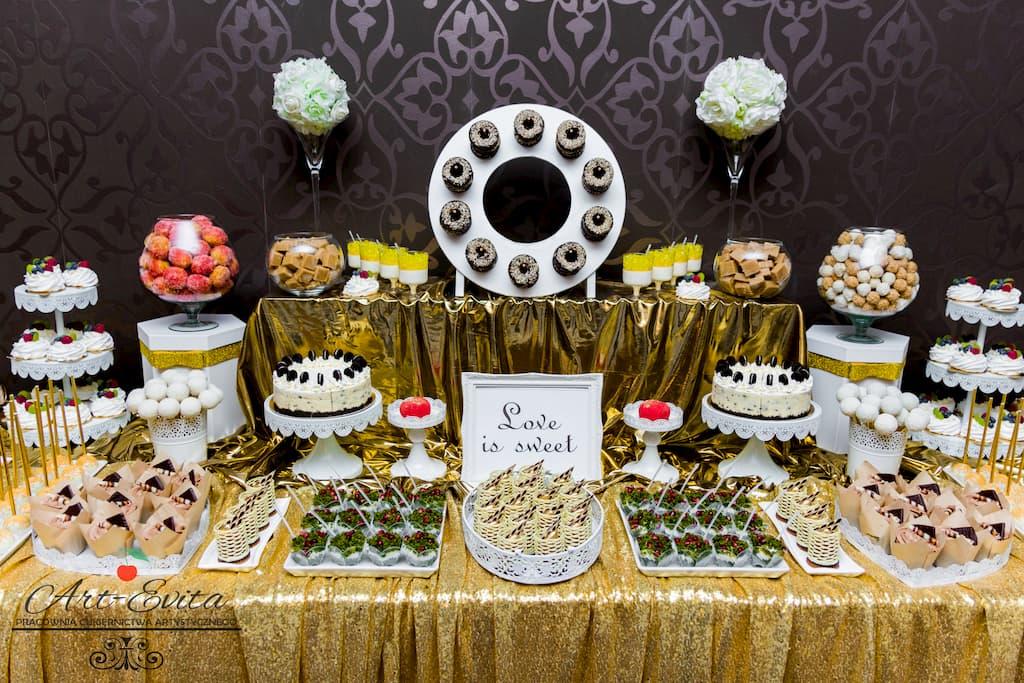 candy bar białystok złoty