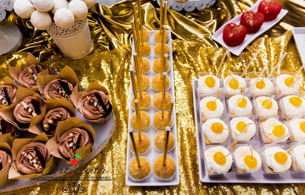 candy bar białystok złoty -