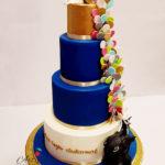 torty bialystok - weselny z balonami
