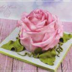 torty okolicznościowe białystok - róża