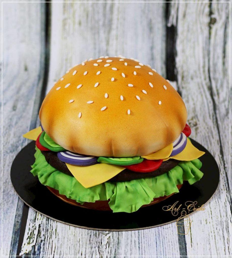 torty okolicznościowe białystok - hamburger