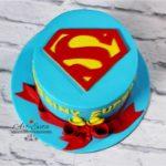 torty okolicznościowe białystok - superman