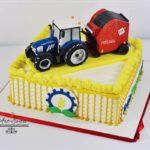 torty okolicznościowe białystok - traktor